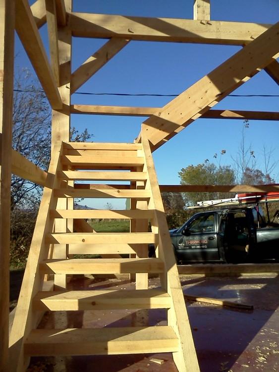Wood Storage Workshop